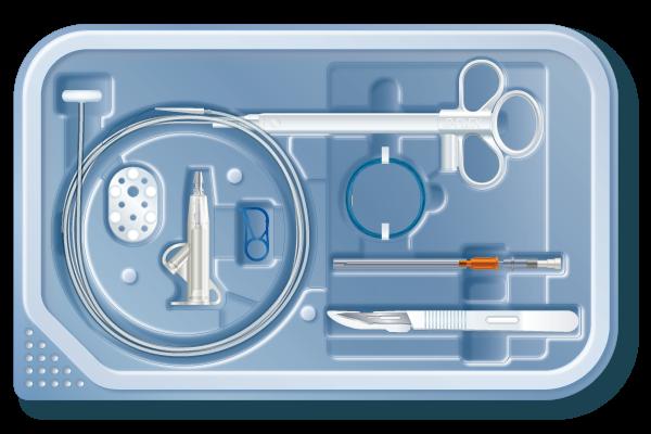 HpBio PEG Kit Completo Blister Gastro Cirurgia