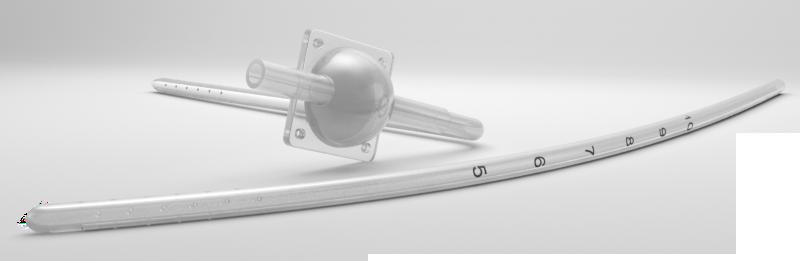 HpBio Cateter Ventricular